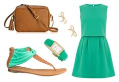 """""""Untitled #31"""" by aneela-57 ❤ liked on Polyvore featuring maurices, Oasis, GiGi New York and Kate Spade"""