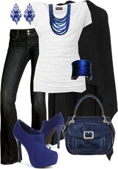 """Casual Friday"" by amo-iste on Polyvore"