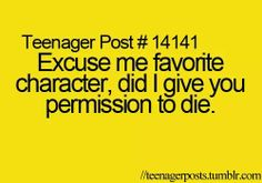 This statement is said with almost every book or series that I read........