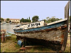 Beautiful wreck by Nells Photography, via Flickr