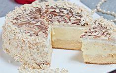 Vanil-torta – neodoljiva i fina poslastica Torta Recipe, Torte Cake, Cake Cookies, Sweet Recipes, Feta, Bakery, Cheesecake, Dessert Recipes, Sweets