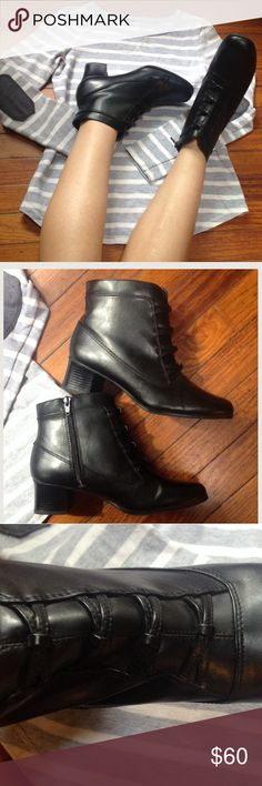 Fall combat boots NWOT zip up heeled black boots with weave style front ! Size 7 new without tags super classy and sophisticated ! Brand: Peeps super cute girly and pretty top for back to school, campus wear, casual fall winter Peeps Shoes Heeled Boots