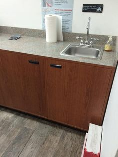 Sink Unit for Conven