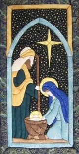 My favorite source for arts and crafts: Nativity Scene Quilt Magic Kit MARY MAXIM Christmas Applique, Christmas Banners, Christmas Sewing, Felt Christmas, Christmas Projects, Holiday Crafts, Christmas Holidays, Christmas Christmas, Hanging Quilts