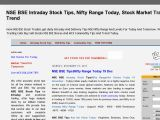 Nsebsetips (aakritishah) on Bloggers  http://intraday-nsebse-stocktips.blogspot.in