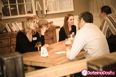 Speed Dating in Richmond at One Kew Road.