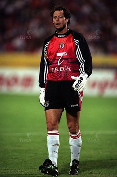 Michel Preud'Homme Football (goalkeeper) Benfica and Belgium