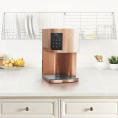 *Discount for Pre-Order only: LEVO ships Spring 2017LEVO is simple: it automates a traditional method of botanical oil infusion that's usually messy and tedious, so that more of us can enjoy edibles, wellness products, and other creations at home.With LEVO, the possibilities are endless. You can infuse butter for baked goods, or olive oil for a marinade. You can craft your own salt scrub or body lotion with infused coconut oil. In addition to culinary oil infusion, LEVO has a number of a...