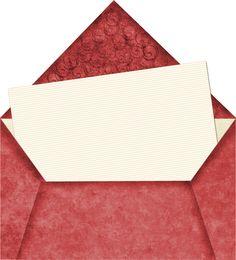 Abrir una carta es siempre una sorpresa...