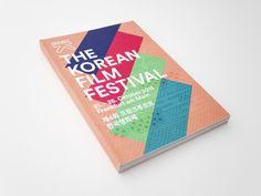 Project K – The Korean Film Festival 2015 on Behance