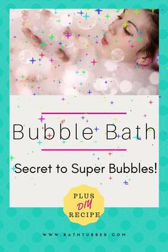 Get the secret for making your bubble bath more bubbly than ever. This works for store-bought and homemade bubble baths. Plus get the recipe for the super bubbly—and super easy!—DIY Rosy Bubbles Bubble Bath. How to make a bubble bath. How to make a DIY bubble bath. How to make your bath bubbly. How to make a really bubbly bath. #Howtomakeabubblebath#Howtomakediybubble bath#Howtomakeyourbathbubbly#Howtomakeareallybubblybath Bath Gift Basket, Gift Baskets, Relaxing Bath Recipes, Bubble Bath Homemade, Bath Benefits, Muscle Pain Relief, Bubble Baths, Spa Like Bathroom, Rose Essential Oil
