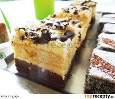 Ořechový zákusek Sneh, Tiramisu, Cheesecake, Treats, Ethnic Recipes, Desserts, Food, Hampers, Lemon Tarts
