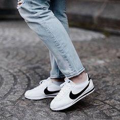 Sneakers femme - Nike Cortez (©sffte)
