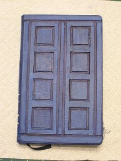 The Dr. Who/Dr. River Song's Journal DYI - My wife made this for my birthday... hands down the best gift ever!