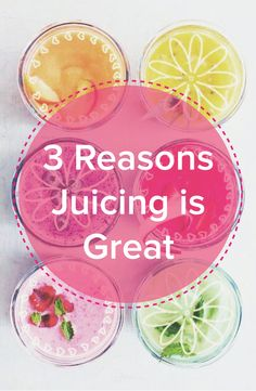 Juicing is gaining more popularity now that healthy alternatives are taking over the market. The practice itself is basically to juice vegetables, fruits and nuts in order to absorb all the nutrients through their liquid form.