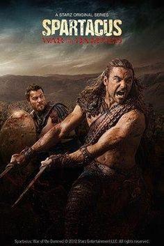 Argon & Gannicus - Spartacus