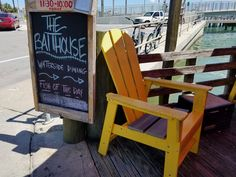 Clearwater Beach to St Pete Beach Outdoor Chairs, Outdoor Furniture, Outdoor Decor, St Pete Beach, Clearwater Beach, Florida Beaches, Dining, Home Decor, Food