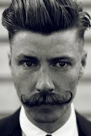 Love the stache! Gonna grow one of my own starting today.