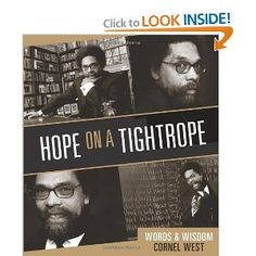 cornel west  Hope he would come to Our event or his network.