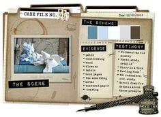 Case File No. 95 {Case closes on November 3, 2013} - CSI: Color, Stories, Inspiration