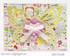 card by Anita Bownds http://neat-n-crafty.blogspot.com.au/2014/04/spring-cards-susan-k-weckesser-dt.html