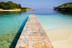 Ksamil Beach is one of the stops on a new seven-night beach break to Albania - a good introduction to the Audriatic underdog that is being touted as the next Croatia.