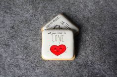 Cookies for Valentine's day Illustrated by www.pabloantelo.com