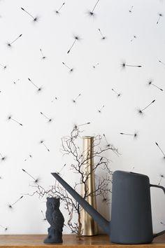 KARWEI | Creëer een verrassend effect met dit 'pluisje' behang.