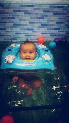 Swimming....