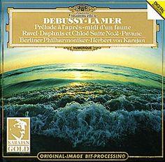 DEBUSSY La Mer - Karajan - Deutsche Grammophon