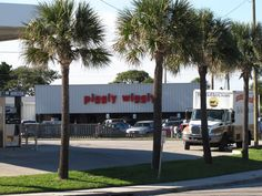 *The* Piggly Wiggly on Edisto Island, South Carolina - Near the beach  - I love Edisto Island and shell beach.  Brown Pelicans all over and just a great place.