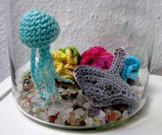Die 132 Besten Bilder Von Aquarium In 2019 Crochet Dolls Crochet