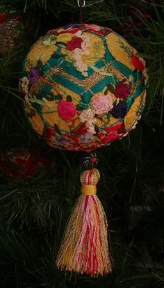 temari other side | Flickr - Photo Sharing!