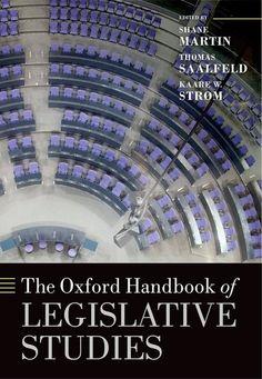 The Oxford handbook of legislative studies.     Oxford University Press, 2014