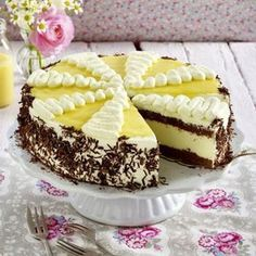 Eierlikör-Torte Rezept   LECKER