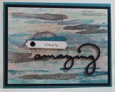 Stampin' Up © Celebrate You & Amazing You @ craftiercreations.blogspot.com