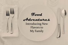 Food Adventures: Introducing New Flavors to My Husband and Kids. This Marine Family's journey over in Japan and discovering new flavors and foods.
