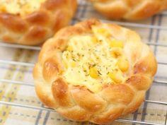 色々な具材でアレンジしてみて下さい♪ 写真はコーン+ダイスカットチーズ+マヨ。