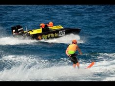 ESQUÍ NÁUTICO. CAMPEONATO DEL MUNDO 2013 EN TENERIFE. 18th WORLD WATERSKI RACING CHAMPIONSHIP