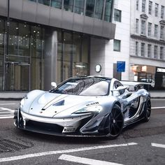 ig:black_list: The Silver Bullet Mclaren P1, Silver Bullet, Most Expensive Car, Latest Cars, Car In The World, Luxury Life, Hot Cars, Concept Cars, Tractor