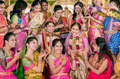 Hyderabad weddings | Sunthosh & Mahitha wedding story | Wed Me Good South Indian Weddings, South Indian Bride, Indian Bridal, Mehendi Photography, Wedding Photography Poses, Photography Ideas, Wedding Photoshoot, Wedding Pics, Wedding Events