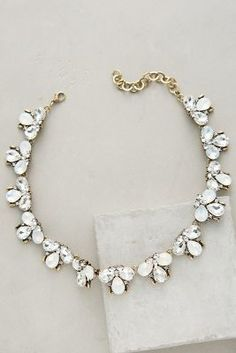 Absolutely beautiful Anthropologie necklace on ShopStyle
