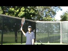 ▶ Modern Tennis Serve #1 - YouTube