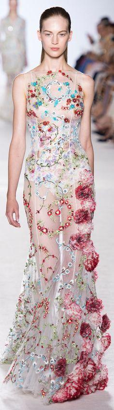 THE FASHION SHOW: Giambattista Valli, Couture, Fall