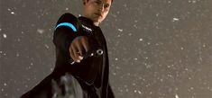 MISSION S U C C E S S F U L 2 Detroit Become Human Actors, Detroit Become Human Connor, Bryan Dechart, Becoming Human, Video Games, Gifs, Fandoms, Awesome, Look Alike