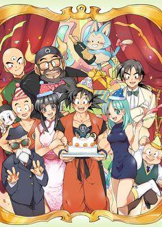 Happy Birthday Dragon Ball  http://touch.pixiv.net/member_illust.php?mode=manga&illust_id=52805009