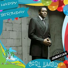 Happy Birthday Carl Lumbly!!! Actor born of Jamaican descent!!! Today we…