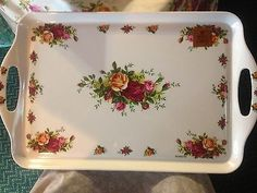Royal Albert Old Country Roses-Melamine Products | eBay