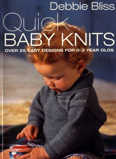 Debbie Bliss - Quick Baby Knits - Laura C - Picasa Web Albums