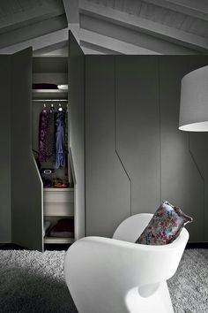 31 Best Fitted Wardrobes Who says wardrobe doors have to be boring? 31 Best Fitted Wardrobes 9 Who # Wardrobe Design Bedroom, Bedroom Bed Design, Bedroom Furniture Design, Bedroom Wardrobe, Modern Bedroom Design, Art Furniture, Bedroom Ideas, Wardrobe Door Designs, Closet Designs
